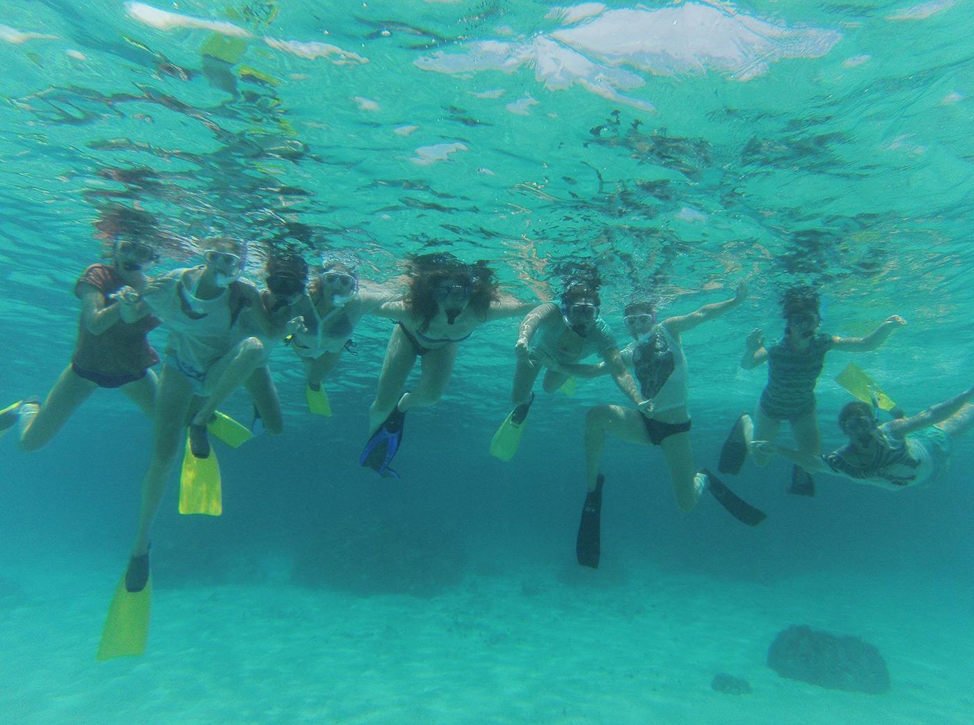 Anda De Wata Tours - Snorkeling - Snorkel Tours - Belize