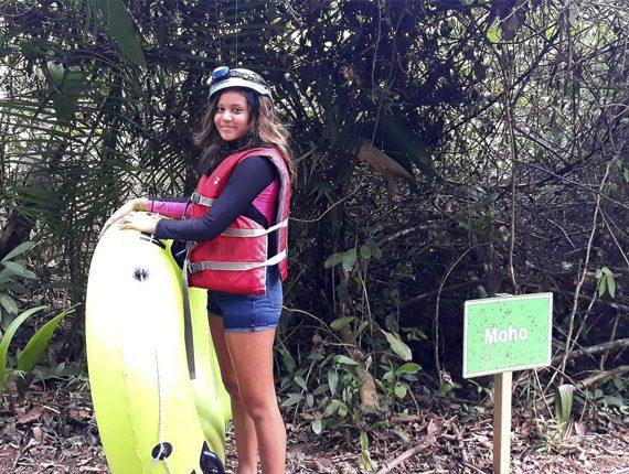 Actun Tunichil Muknal - Cave experience - Inland Adventures -The Maya underworld - ATM Caves - Anda De Wata Tours – Belize