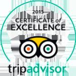 Anda De Wata Tours - Certificate of Excellence 2014 Tripadvisor - Belize