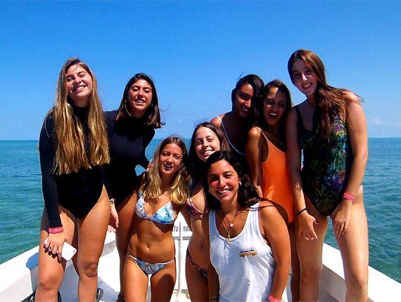 Caye Caulker Marine Reserve - Snorkel Tours - Anda De Wata - Guided tour through the South Channel