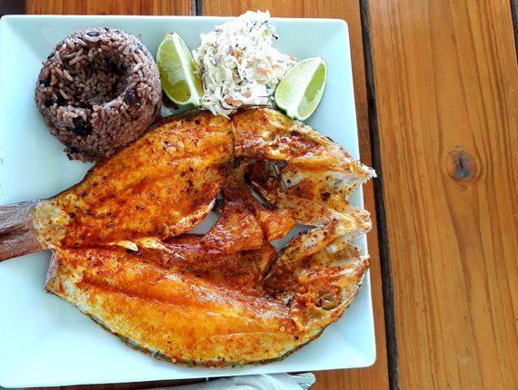 Goff's Caye Special - Snorkel Tours - Anda De Wata - Tropical Island - Goff's Caye Island - Sand Dune drinks - Beach BBQ