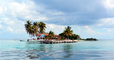Goff's Caye Special - Snorkel Tours - Anda De Wata - Tropical Island - Beach BBQ - Sand Dune stop