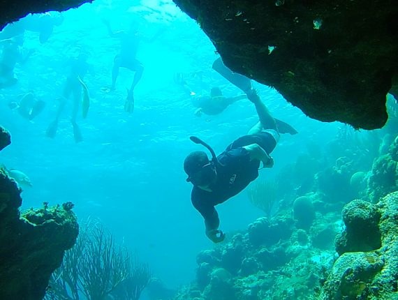 Hol Chan Marine Reserve Snorkel Tours - Anda De Wata - San Pedro Town - Coral Gardens - Barrier Reef - Ambergris Caye island