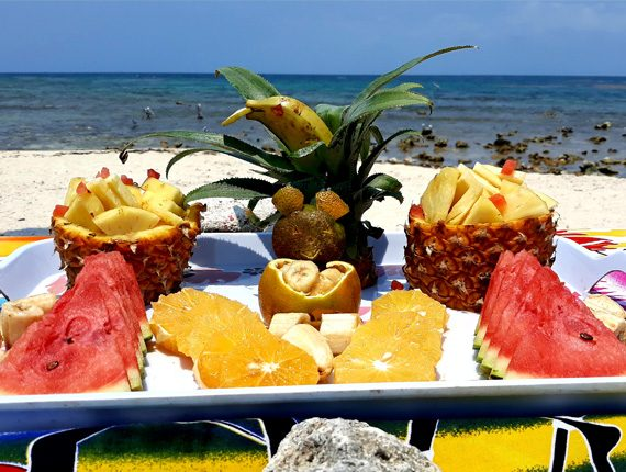Manatee Tour - Snorkel Tours - Anda De Wata - Sand Bar lunch access - Enjoy two killer snorkel stops along Belizes Barrier Reef.